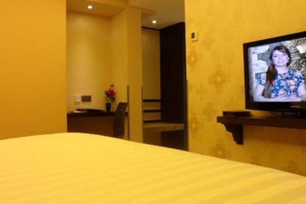 Mark Inn Hotel Deira (ех. Al Kameelia Hotel) - фото 4
