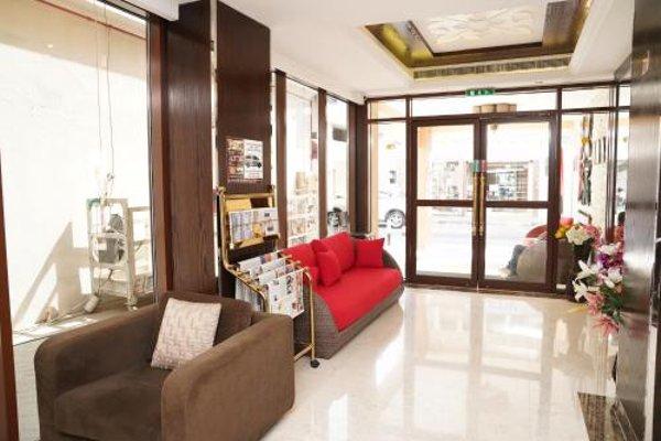 Mark Inn Hotel Deira (ех. Al Kameelia Hotel) - фото 5