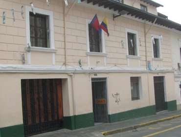 Guesthouse Hostal Oasis Quito