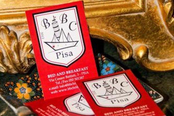 Гостевой Дом BBC Christian Bed&Breakfast - фото 17