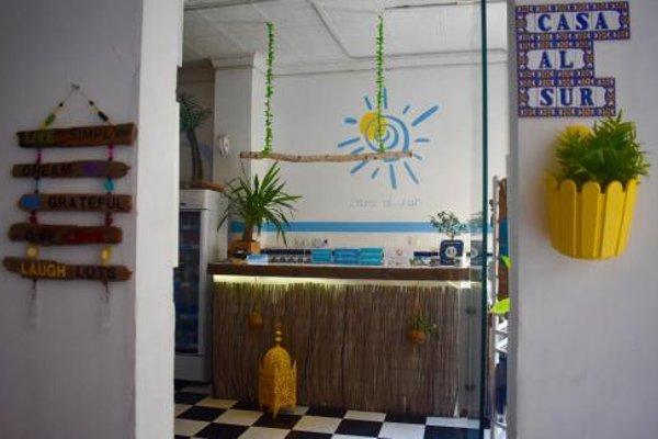 Casa Al Sur Terraza Hostel - фото 14
