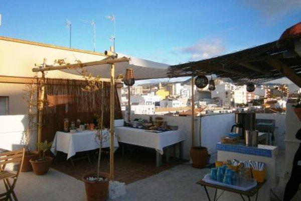 Casa Al Sur Terraza Hostel - фото 20