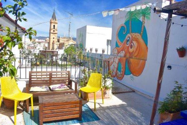 Casa Al Sur Terraza Hostel - фото 21