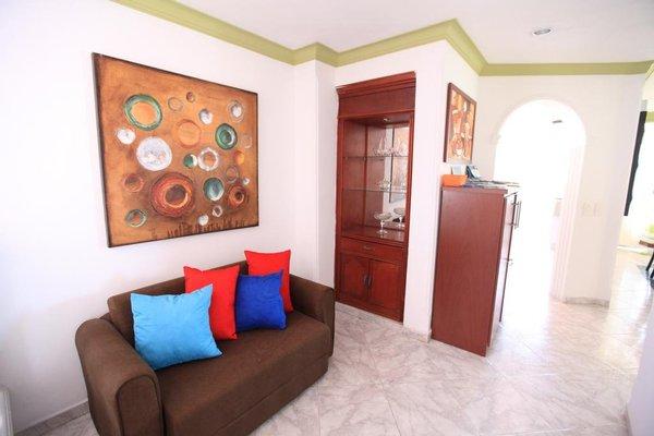 Casa Almendros Inn - фото 49