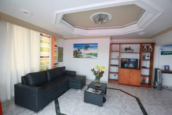 Casa Almendros Inn - фото 11