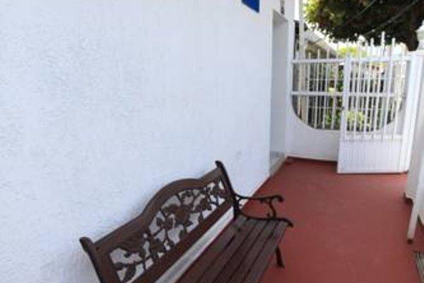 Casa Almendros Inn - фото 21