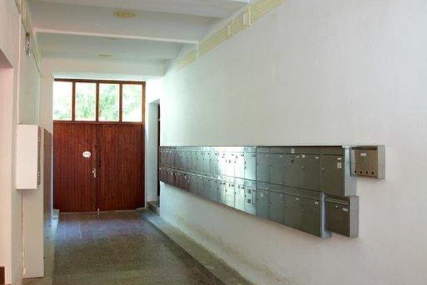 Apartment Stepanska - фото 12
