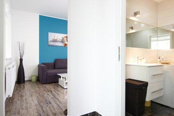 Apartment Stepanska - фото 6