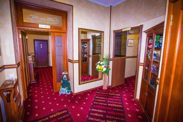 Бутик - Отель 13 Стульев - фото 20