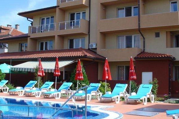 Семейный Отель Яневс - фото 19
