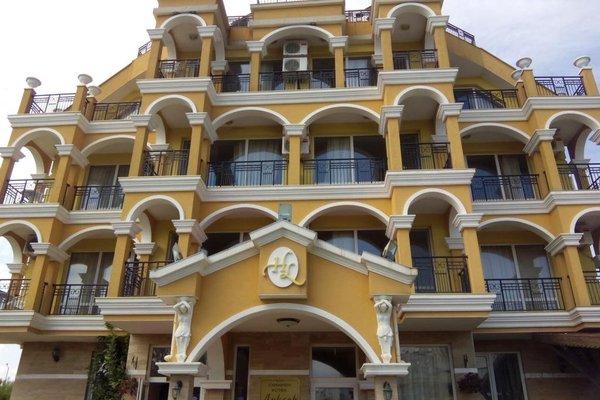 Hotel Luxor - фото 23