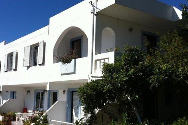 Emilia Apartments - фото 22