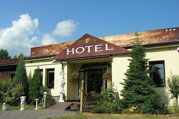 Hotel Akropol - фото 5