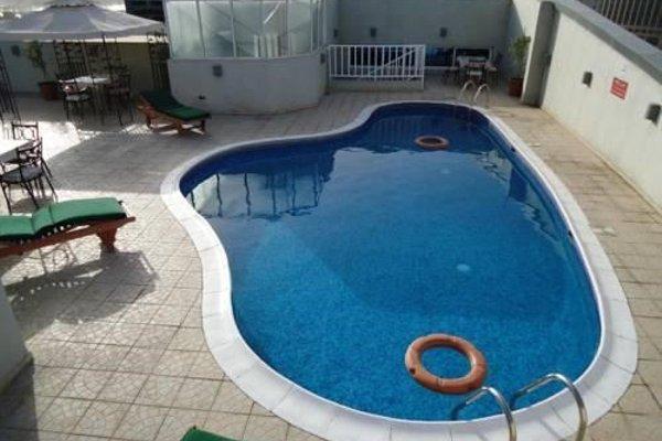 Al Deyafa Hotel Apartments - 14
