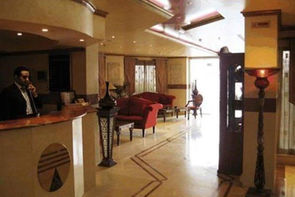 Al Deyafa Hotel Apartments - 9
