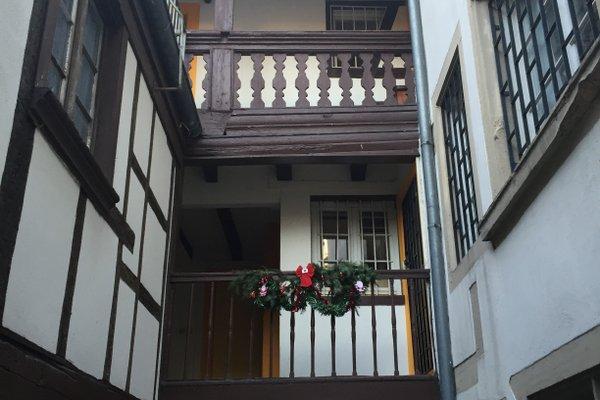 A La Krutenau, Gite Cosy Au Centre-Ville - 8
