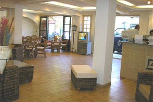 Hotel Ilion - фото 11