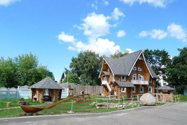 Гостиница Снегурочка - 21