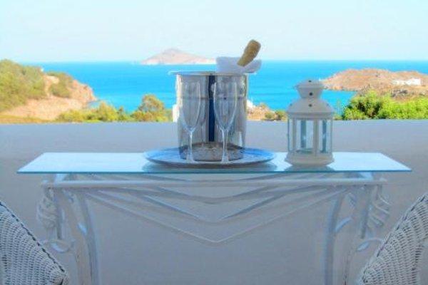 Porto Scoutari Romantic Hotel - фото 14