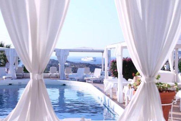 Porto Scoutari Romantic Hotel - фото 15