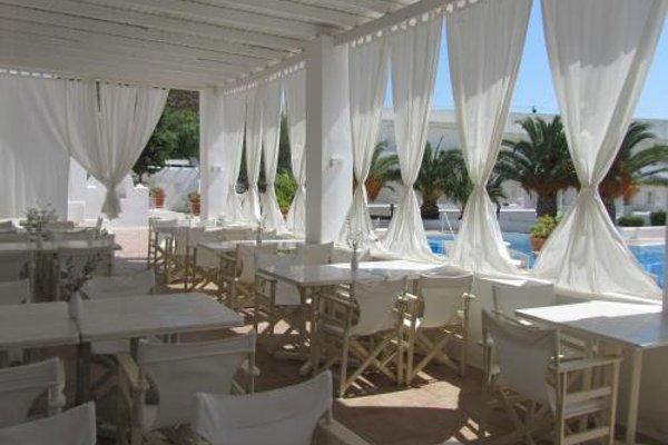 Porto Scoutari Romantic Hotel - фото 17