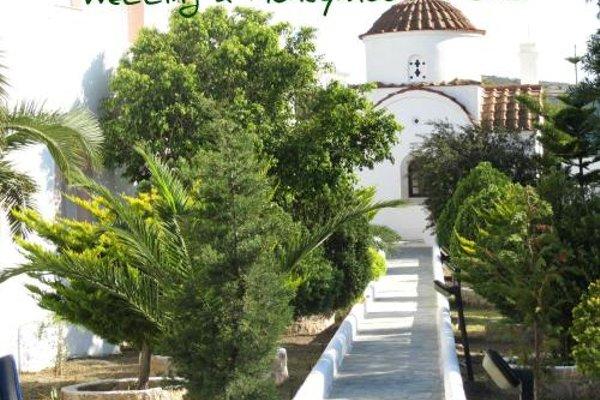 Porto Scoutari Romantic Hotel - фото 18