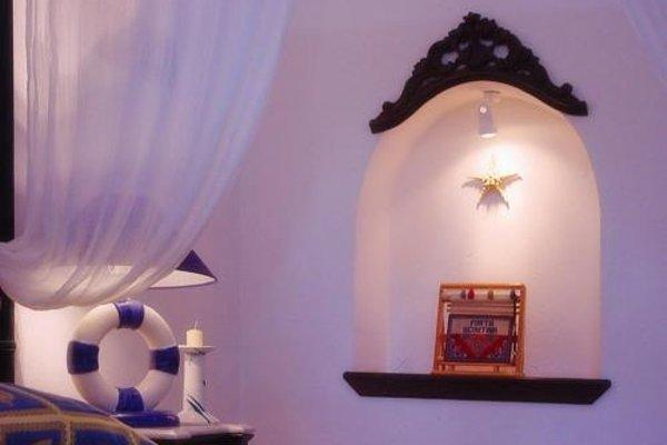 Porto Scoutari Romantic Hotel - фото 5