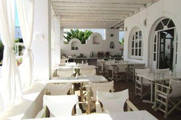 Porto Scoutari Romantic Hotel - фото 9