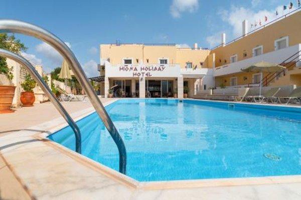 Hiona Holiday Hotel - фото 22