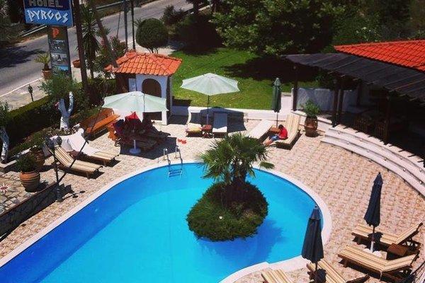 Pyrgos Hotel - 20