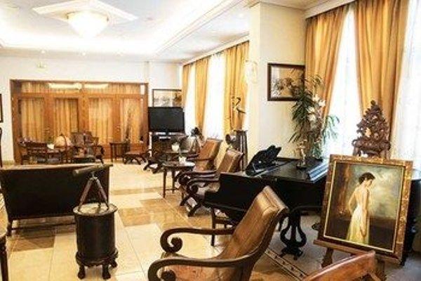 Aegeon Hotel - 12