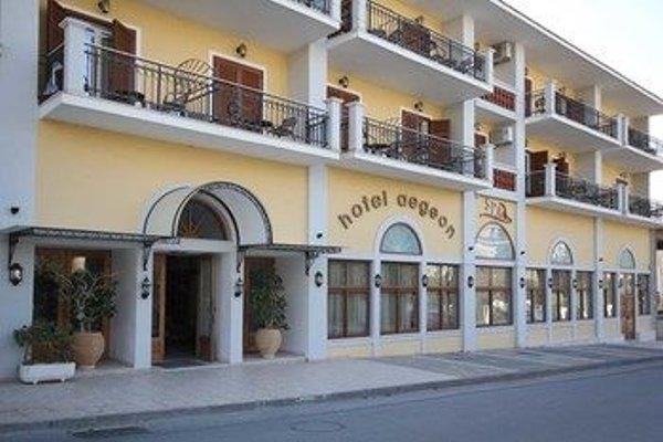 Aegeon Hotel - 22