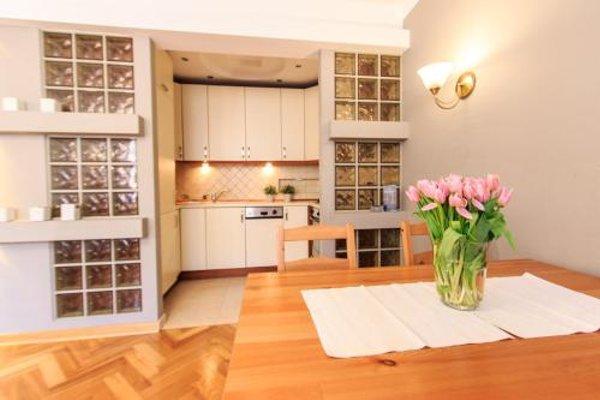 JR Rental Apartments Szeroki Dunaj - фото 11