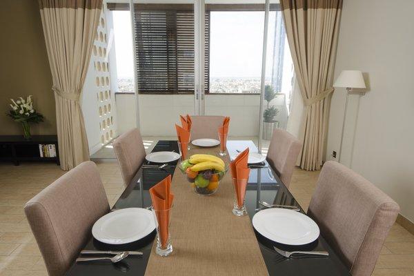The Apartments, Dubai World Trade Centre Hotel Apartments - фото 10