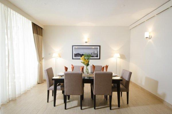 The Apartments, Dubai World Trade Centre Hotel Apartments - фото 9