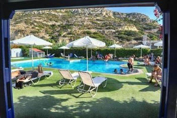 Fragiskos Hotel - фото 21