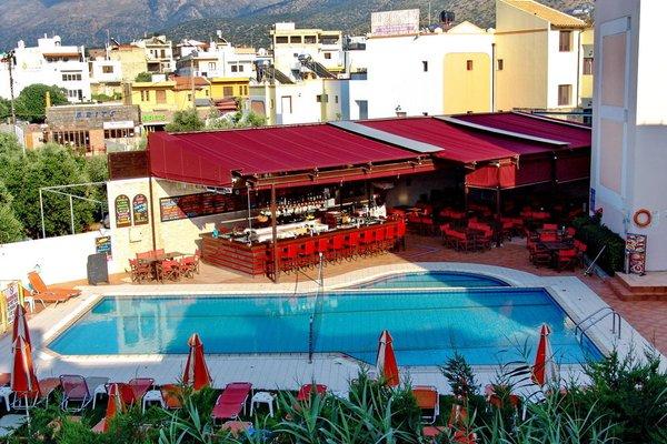 Irida Hotel Apartments - фото 50