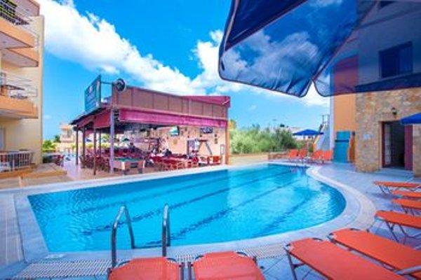Irida Hotel Apartments - фото 18