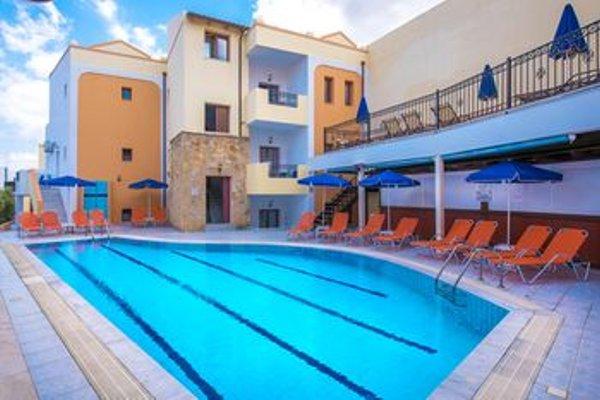 Irida Hotel Apartments - фото 19