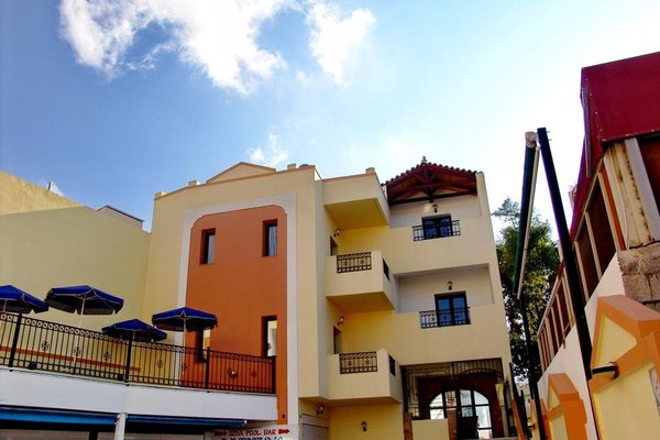 Irida Hotel Apartments - фото 21