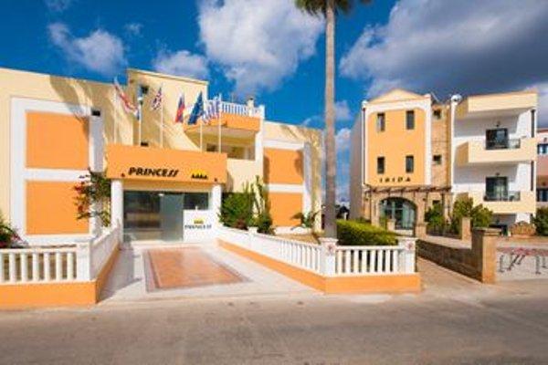 Irida Hotel Apartments - фото 23