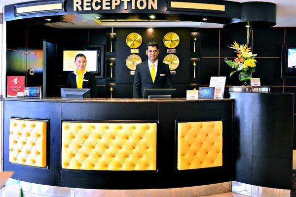 Signature INN Deira ( ех. Smana Hotel Al Riqa, Fortune Hotel) - фото 17