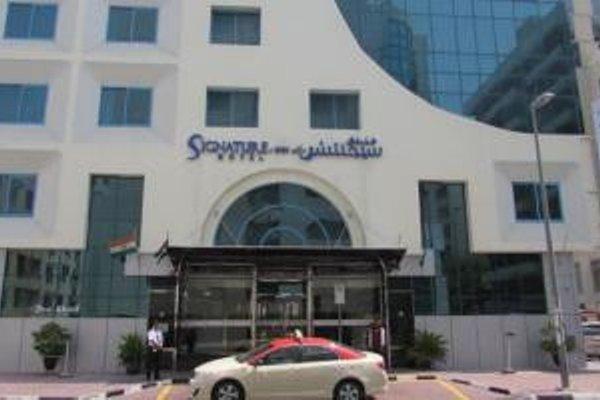 Signature INN Deira ( ех. Smana Hotel Al Riqa, Fortune Hotel) - фото 23
