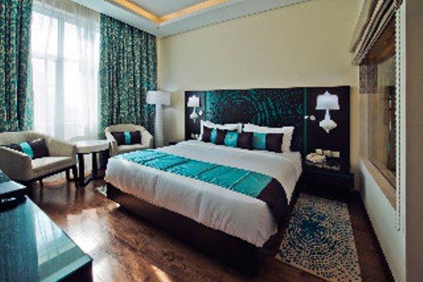 Signature INN Deira ( ех. Smana Hotel Al Riqa, Fortune Hotel) - фото 4