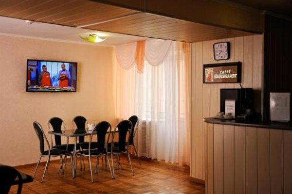 Гостиница Горняк - 14