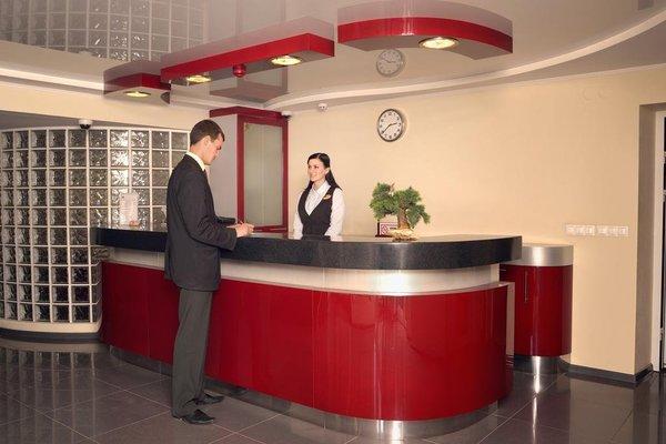 Гостиница Горняк - фото 18