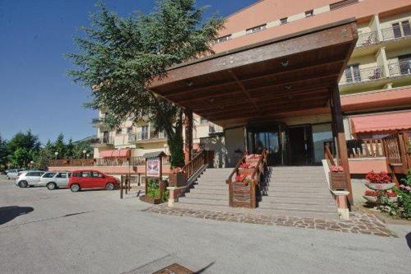 Magnola Palace Hotel - фото 15