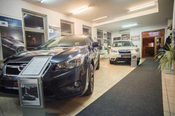 Motel Subaru - фото 21