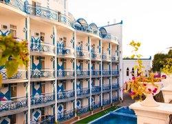 Фото 1 отеля Тысяча и Одна Ночь - Кореиз, Крым