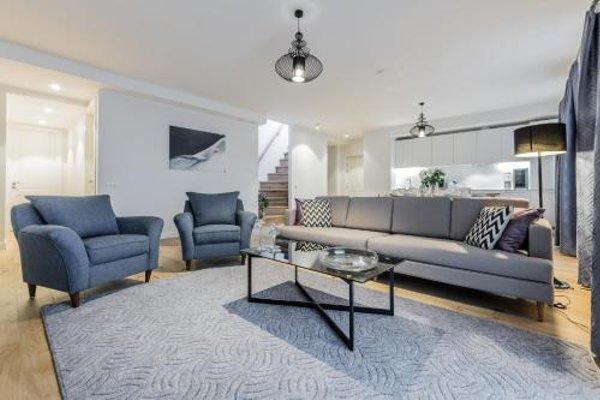 Goodson & Red Pronksi 3 Apartments - фото 11